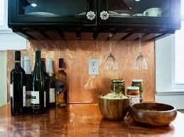 Kitchen Design Backsplash Copper Backsplash Ideas Pictures U0026 Tips From Hgtv Hgtv