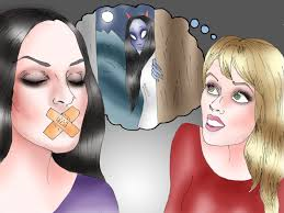 how to look scary for halloween 4 ways to scare people wikihow