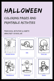 Halloween Printable Activities Best 25 Coloring Pages For Toddlers Printables Ideas On Pinterest