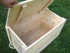 Easy To Make Wood Toy Box by 9 Free Diy Toy Box Plans That The Children In Your Life Will Love