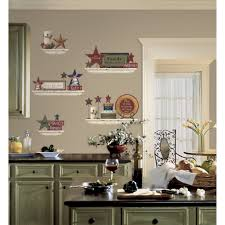 How To Decorate Walls by Kitchen Wall Decor Ideas Racetotop Com