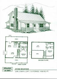 best log home floor plans