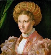 Portrait of Costanza Rangoni, countess Gozzadini