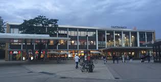 Hildesheim Hauptbahnhof