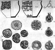 Как называется трехногая свастика на древнегреческой монете?
