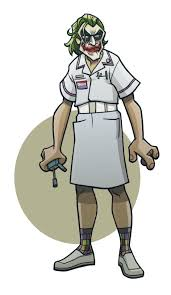 Joker Nurse Costume Halloween 20 Joker Nurse Costume Ideas Joker Nurse