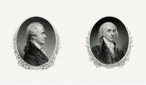 joins forces with James Madison and John Jay to write a series of essays defending the new United States Constitution  entitled The Federalist Papers  Priceonomics