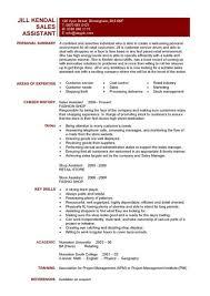 Sample of a beginner     s CV   Resume CV   Cover Letter   Headache   ASB Th  ringen Example Single Page CV   example of cv