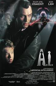 A.I Inteligencia Artificial (2001) [Latino]