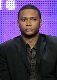 "Actor David Ramsey speaks onstage during the ""Outlaw"" session panel for the NBC Universal portion of the summer Television Critics Association press tour on ... - David%2BRamsey%2B2010%2BSummer%2BTCA%2BTour%2BDay%2B3%2BM3zxyQunvFfl"