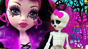 monster high draculaura ghouls rule wings costume doll movie