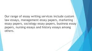 College students now more than ever have better knowledge on essay writing services  Since they were established and legalized by the states  they are main