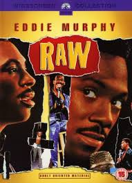 Eddie Murphy Raw Cover