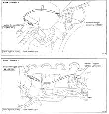 2001 lexus gs430 knock sensor 2006 gs430 p0051 oxygen sensor location please help clublexus