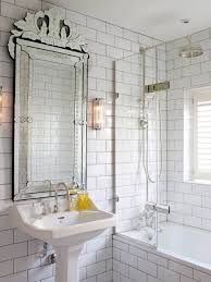 astounding retro bathroom ideas subway tile photo ideas tikspor