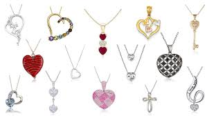 Best Mens Valentines Gifts by Top 20 Best Heart Necklaces