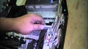 epson r270 r290 disassembling guide youtube