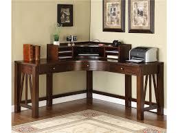 wooden corner desks for home office extraordinary in home design