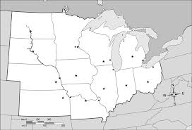 Spanish Speaking Countries Blank Map Quiz by Midwest Wall Map Mapscom Midwestern Capitals States Youtube Usa