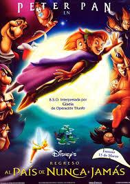 Peter Pan En Regreso Al Pais De Nunca Jamas