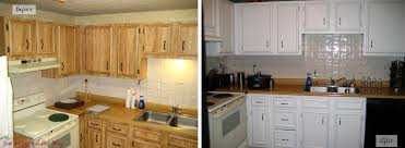How To Paint Kitchen Cabinets Video Paint Kitchen Cabinets White Antique Painting Other Than Easiest