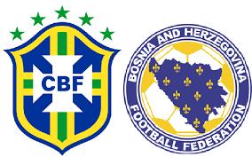 مشاهدة مباراة البرازيل والبوسنة والهرسك مباشر اليوم الثلاثاء 28/02/2012