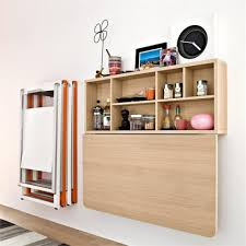Space Saving Kitchen Furniture by Folding Kitchen Table Stunning Small Folding Kitchen Table With