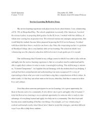 essay community service SlideShare