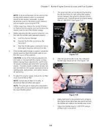 cub cadet 4 x 4 volunteer user manual page 215 328