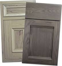 Kitchen Cabinets Stain Gray Stained Washed Hickory Cabinets House Pinterest