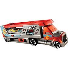 amazon wheels mega hauler toys u0026 games