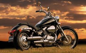 honda shadow 125 honda shadow motorcycles wallpaper widescreen wallpaper bikes