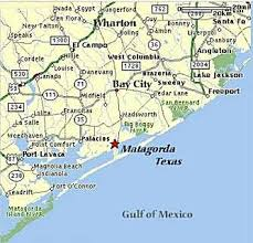 At Matagorda Texas - Locate