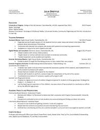 how to write a social work resume resume samples uva career center resume example julia dreyfus
