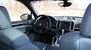 Porsche Cayenne Inside - 2013 porsche cayenne diesel review notes autoweek