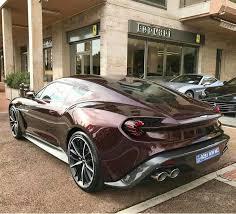 ideas about Ferrari Car on Pinterest   Hot cars  Ferrari and     Pinterest      Aston Martin Vanquish Zagato