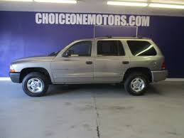 2001 used dodge durango slt 4x4 v 8 motor runs great at choice one