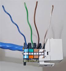 cat 5 wiring diagram wall jack saleexpert me