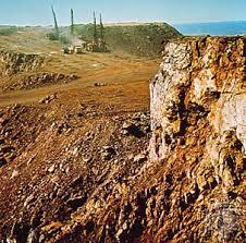 Australia   People   history   geography   Britannica com Encyclopedia Britannica Iron ore mine at Mount Newman  Ophthalmia Range  in Pilbara  Western Australia