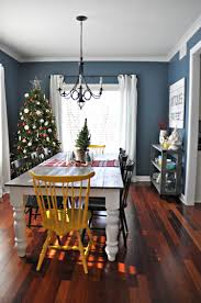 Dining Room Wall Decorating Ideas Holiday Home Tour Dining U0026 Kitchen Dining Room Decorating