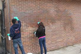 Cleaning Grease Off Walls by How To Remove Graffiti A Step By Step Guide For How To Quickly