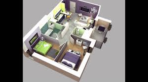 Home Design 3d Play Online Two Bedroom House Plans Youtube