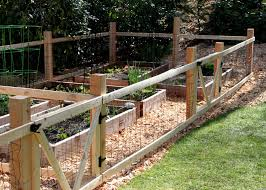 How To Keep Deer Out Of Vegetable Garden by A Simple Garden Fence Tilly U0027s Nest