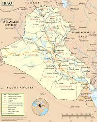 Iraq Syria Map by Iraq Maps Maps Of Iraq