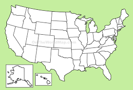 Blank State Map Of Usa by Shell Highway Map Of Western United States David Rumsey Writers