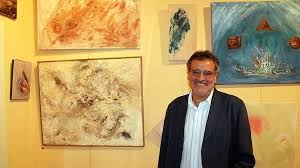 Francisco Javier Villalobos, pintor - ABC. - pintor--644x362