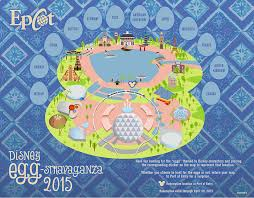 Printable Map Of Disney World Top Ways To Celebrate Easter At Disney World