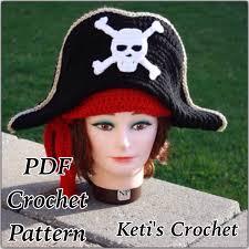 pattern witch costume crochet pattern pirate hatpirate hat crochet
