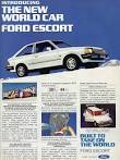 Curbside Classic: 1981-1990 Ford Escort – You Never Get A Second