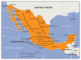 Central America Map Quiz by World Regional Geography People Places And Globalization 1 0 1